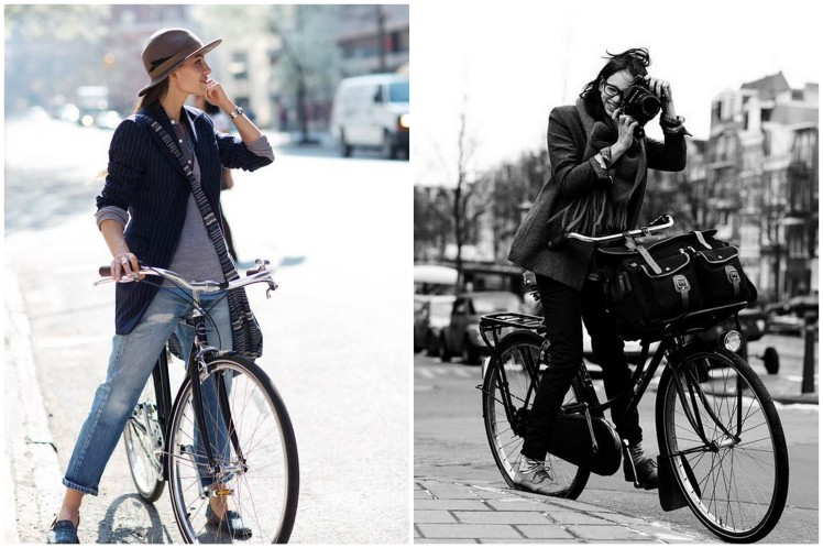 Bicycling Street Style1