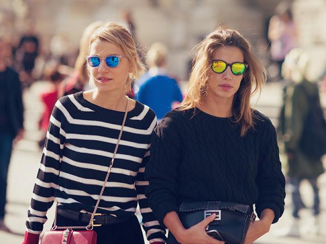 gafas espejo fashion