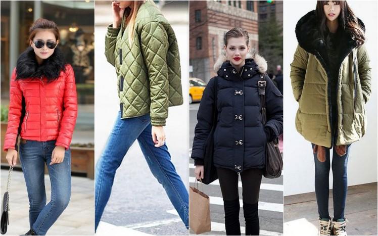 padded coat plumiferos
