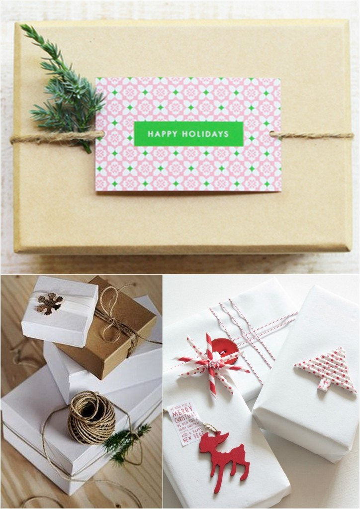 Gift Wrapping and Packaging1
