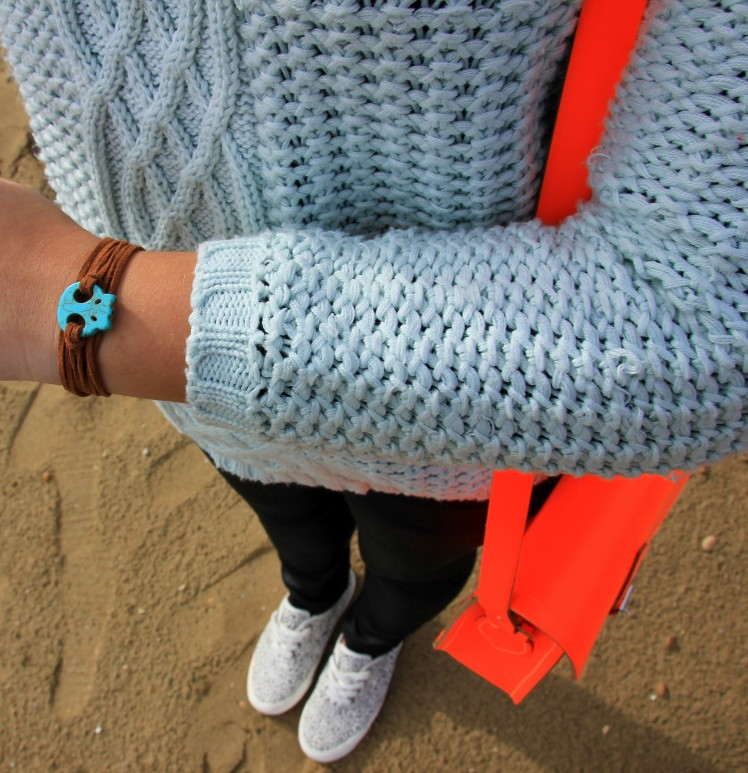 mint outfit neon