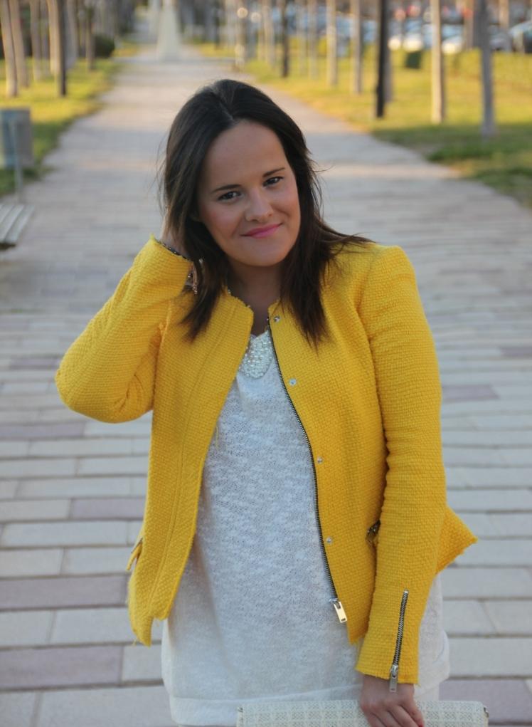 cahqueta amarilla 2014