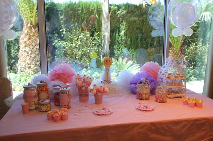 candy bar para niñas