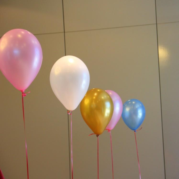 helio balloons