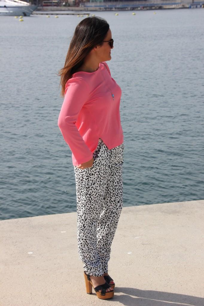 pantalón pijama tendencia