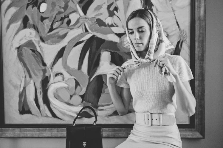 Moda 1950_editorial de moda