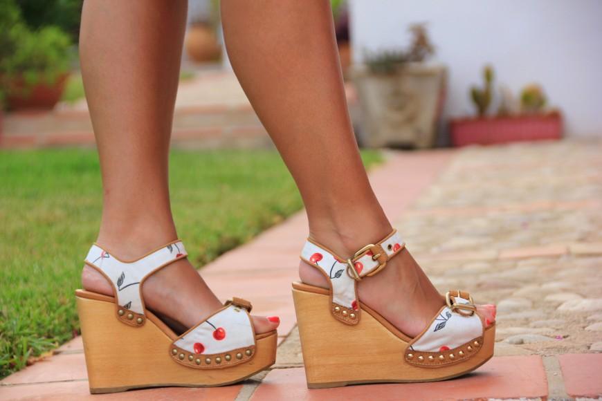 wood wedges heels_cuñas tacón madera