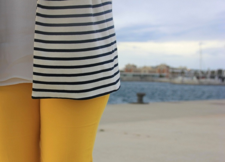 n.yellow and navy