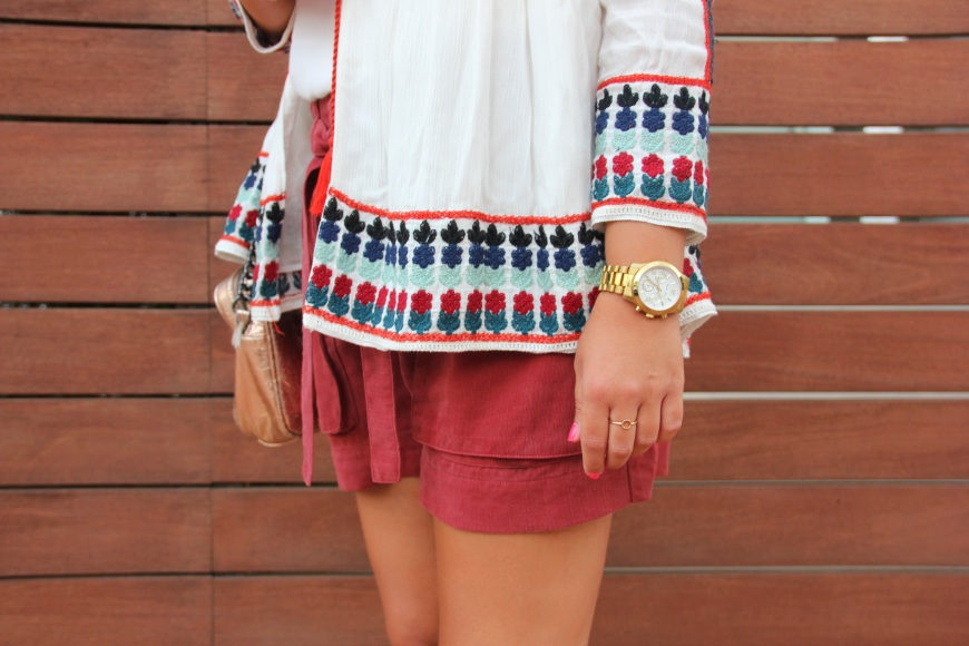 ethnic jacket zara