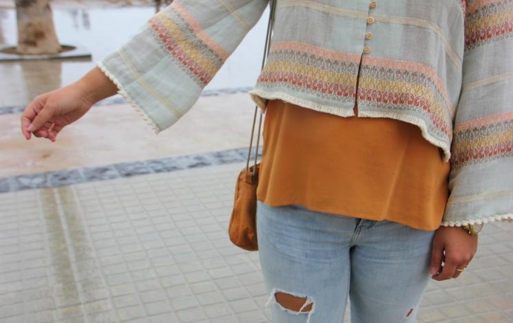 ethnic jacket zara